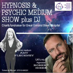 Hypnosis and Psychic Show at The Place
