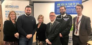 In the news: Safer Basildon Hub relaunches