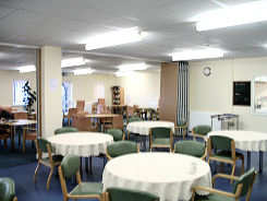 George Hurd Day Centre - Dining room