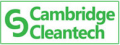 Button image of the Logo of Cambridge Cleantech, a partner in Basildon Council's International Business Development Programme