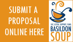 Button image - Basildon Soup - Submit a proposal