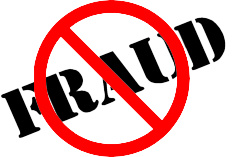 Image showing a Fraud Prevention Logo