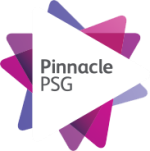 Button image links to Pinnacle PSG, main sponsor of Basildon Borough Volunteer Awards