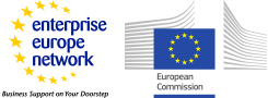 Button image showing Enterprise Europe Network branding - links to Enterprise Europe Network event listings
