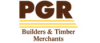 Image showing the PGR Timber brand logo