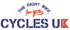 Image showing the Cycles UK Ltd brand logo