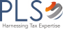 Button image showing the PLS Tax Solutions brand logo - links to plstax.online