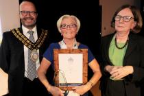 image of Eunice Larwood - Winner Community Star Award - Basildon Volunteer Awards 2018