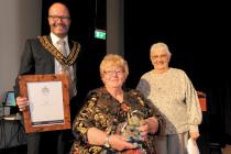 image of Mary Pearne - Winner Long Service Award - Basildon Volunteer Awards 2018