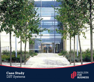 Basildon for business case study - DST Systems