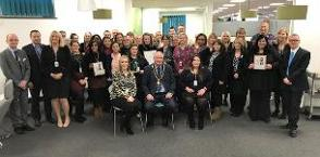 In the News:- Council achieves Customer Service Excellence award  image