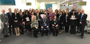 In the News:- Council achieves Customer Service Excellence award