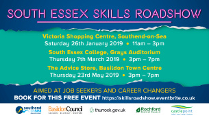 Basildon For Business - South Essex Skills Roadshow, Basildon