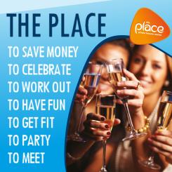 'The Place', multi-purpose leisure centre in Pitsea