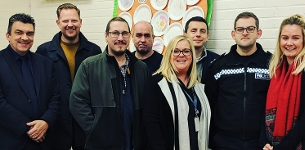 In the News:- Laindon residents find out how to stay safe at community awareness event