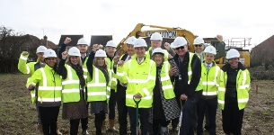In the News:- Nine new homes for key workers and borough residents in Laindon