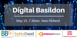 Basildon For Business - Digital Basildon Breakfast Event
